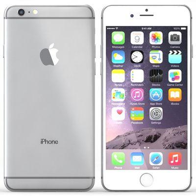 Apple iPhone 6 16GB strieborný používaný