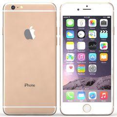 Apple iPhone 6 16GB zlatý repasovaný