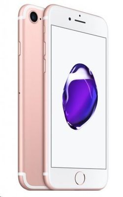 Apple iPhone 7 32GB ružovo-zlatý