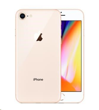 Apple iPhone 8 256GB zlatý