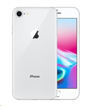 Apple iPhone 8 256GB strieborný