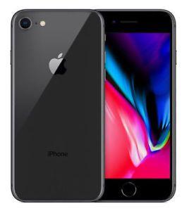Apple iPhone 8 64GB čierny zánovný