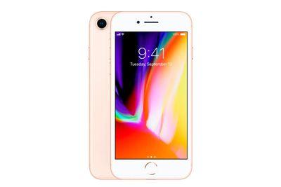 Apple iPhone 8 64GB ružový zánovný