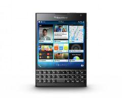 BlackBerry Passport čierny