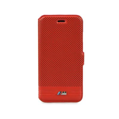 BMW puzdro knižka Apple iPhone 6/6S BMFLBKP6MPERE červené PT