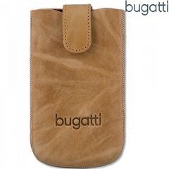 Bugatti puzdro vsuvka SL Skinny hnedé