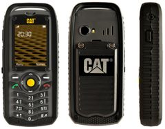 Caterpillar CAT B25 šedý