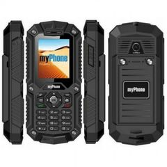 MyPhone Hammer DUAL čierny