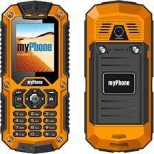 MyPhone Hammer DUAL oranžový