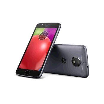 Lenovo Moto E4 NFC šedý