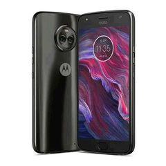 Motorola Moto X4 SINGLE čierny