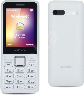 MyPhone 6310 biely
