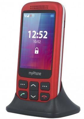 MyPhone Halo S červený