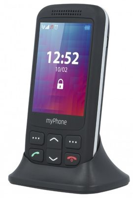 MyPhone Halo S čierny