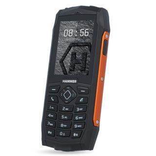 MyPhone Hammer 3 DUAL oranžový