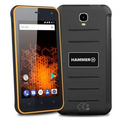 MyPhone Hammer Active oranžový