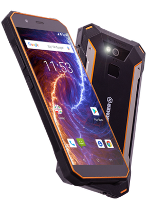 MyPhone Hammer Energy 18x9 LTE čierny