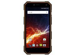 MyPhone Hammer Energy oranžovo-čierny