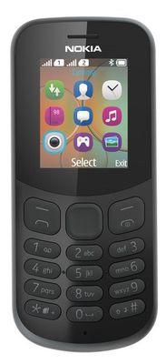 Nokia 130 2017 čierny