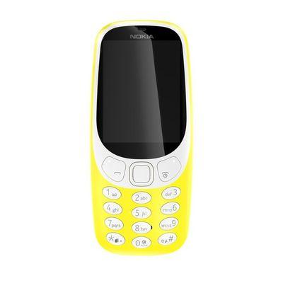 Nokia 3310 DUAL žltá