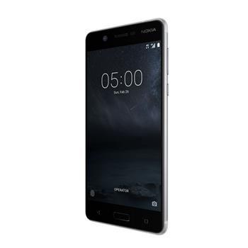 Nokia 5 DUAL strieborný