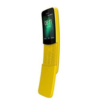 Nokia 8110 4G DUAL žltý