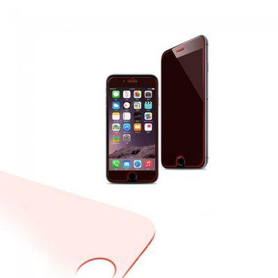 Sklenená fólia Apple iPhone 6/6S červená PT