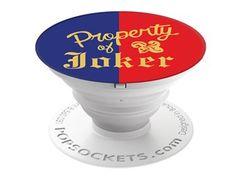 Popsockets DC Comics - Property of Joker
