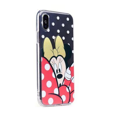 Puzdro gumené  Samsung G950 Galaxy S8 Minnie Mouse vzor 015 PT