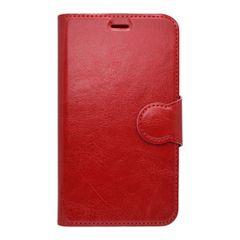 Puzdro knižka Lenovo Moto C Plus červené