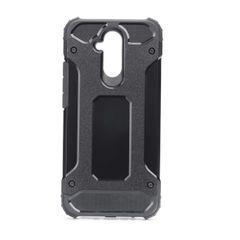 Puzdro gumené Huawei Mate 20 Lite Armor čierne PT