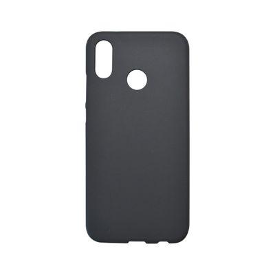 Puzdro gumené Huawei P20 Lite čierne