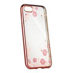 Puzdro gumené Apple iPhone 6 6S Plus Diamond zlato-ružové PT 22f7a9c5397