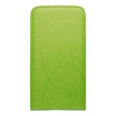 Puzdro knižka Samsung A300 Galaxy A3 zelené