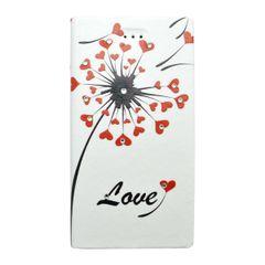 Puzdro knižka Samsung A300 Galaxy A3 vzor Love