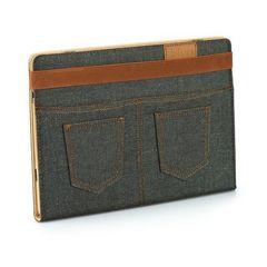 Puzdro tablet 7 Blun Jeans čierne PT