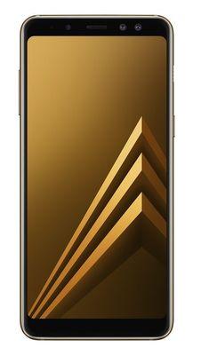 Samsung A530 Galaxy A8 2018 DUAL zlatý