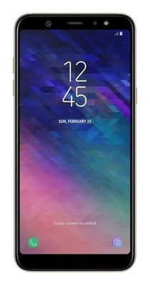 Samsung A605 Galaxy A6+ DUAL čierny
