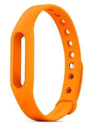Xiaomi Mi Band 3 fitness náhradný náramok oranžový